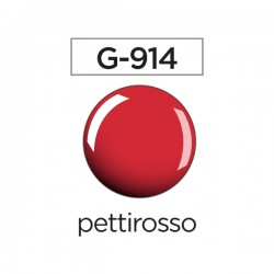 Smalto gel semipermanente col. G914 pettirosso