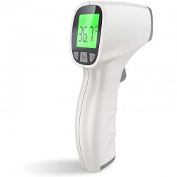 Termometro digitale a...